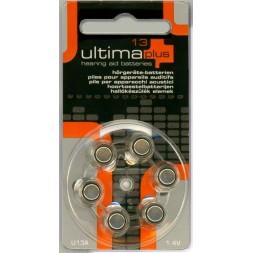 Ultima Hörgerätebatterie 13 orange