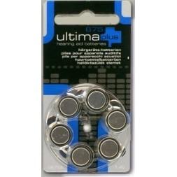 Ultima Hörgerätebatterie 675 blau