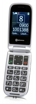 PowerTel M7510-3G Klapphandy +35 dB