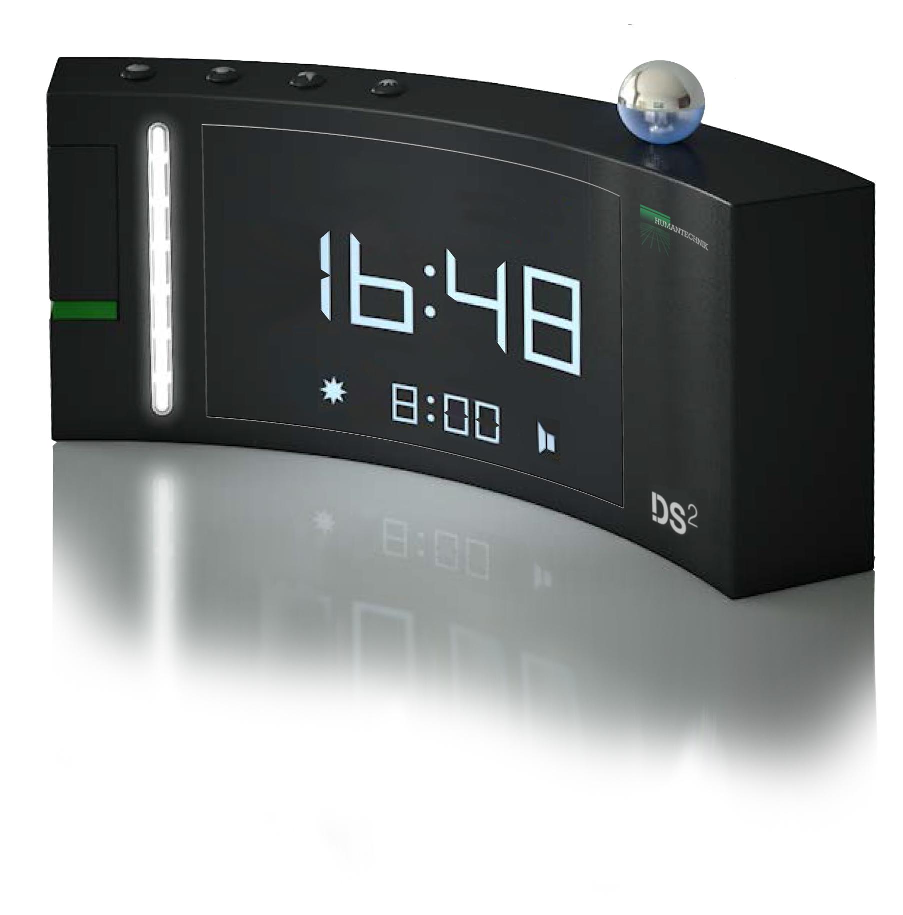 digital wecker ds 2 a 3114. Black Bedroom Furniture Sets. Home Design Ideas