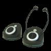 Earis 2.4 GHZ Kinnbügelhörer SET