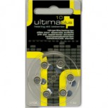Ultima Hörgerätebatterie 10 gelb