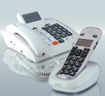 scalla 3 combo mit Anrufbeantworter +40 dB