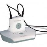 introson 2.4 GHz LR Induktionshalsschleifen Set, Farbe weiß