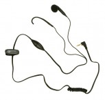 CL Hook 5 - 1 x Bügel 1 x Ohrhörer Freisprechen Stereo 2,5 mm