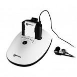 Geemarc CL 7350 OPTICLIP Funk-Empfänger-Clip und Ohrhörer